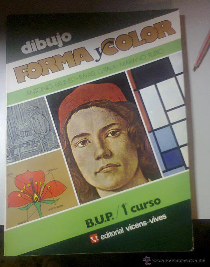 libro sobre tecnicas de dibujo - forma y color - Comprar Libros de ...