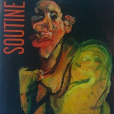 Libros de segunda mano: SOUTINE- CATÁLOGO PINACOTHÈQUE DE PARIS-OCT.2007-GRAN EXPOSICIÓN DE CHAÏM SOUTINE-EN MUY BUEN ESTADO. Lote 43867349