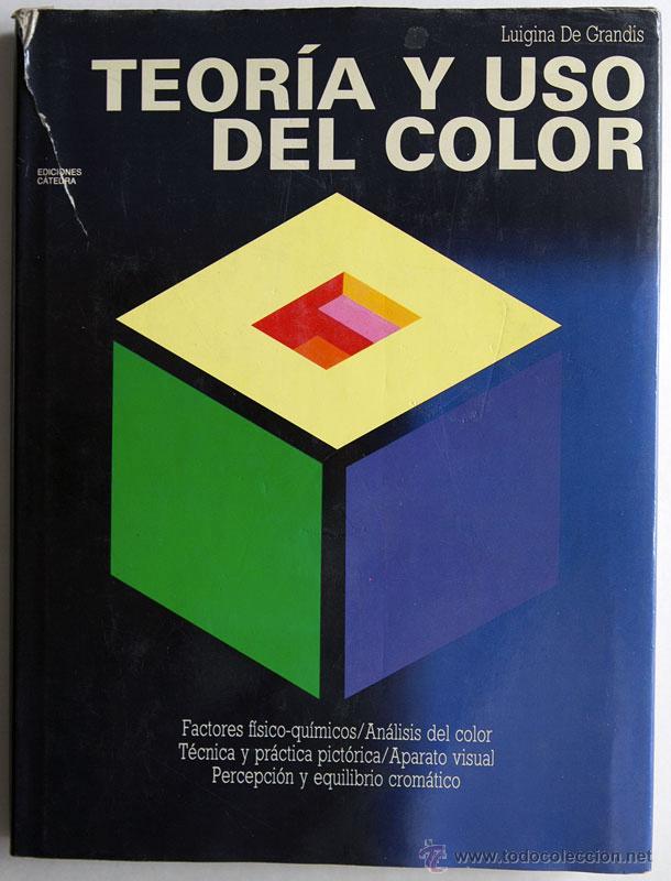 luigina de grandis - teoría y uso del color - d - Comprar Libros de ...