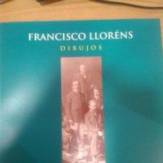 Libros de segunda mano: FRANCISCO LLORENS CAIXA GALICIA 1997*LEE Y MIRA FOTO***. Lote 216553162