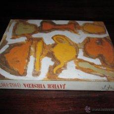 Libros de segunda mano: JAVIER VÍRSEDA (1952-1989) -- 989. CATÁLOGO DE EXPOSICIÓN: CENTRO CULTURAL DEL CONDE DUQUE. Lote 44103314