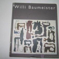 WILLI BAUMEISTER. Sala de exposiciones Fundación Caja Madrid, Octubre 2003-Febrero 2004