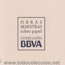 Libros de segunda mano: OBRAS MAESTRAS SOBRE PAPEL. Lote 44684123
