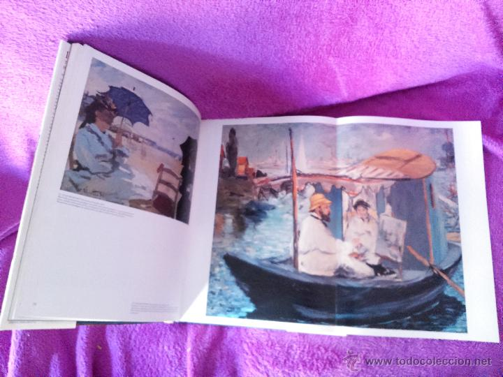 Libros de segunda mano: IMPRESSIONISM THE PAINTERS AND THE PAINTINGS, BERNARD DENVIR 1991 - Foto 3 - 44791248