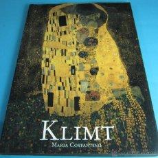 Libros de segunda mano: KLIMT. MARIA COSTANTINO. LIBRO EN INGLÉS. Lote 44898316