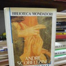 Libros de segunda mano: ARTE FEUDAL Y SU CONTENIDO SOCIAL, EL (SCOBELTZINE, ANDRÉ). Lote 44727141