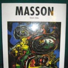 Libros de segunda mano: MASSON POR DAWN ADES. Lote 44954275
