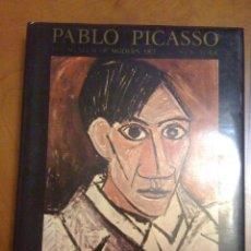Libros de segunda mano: LIBRO PABLO PICASSO. MUSEUM MODERN ART NEW YORK. ED. POLIGRAFA SA. ORIGINAL AÑOS 80. Lote 45533370
