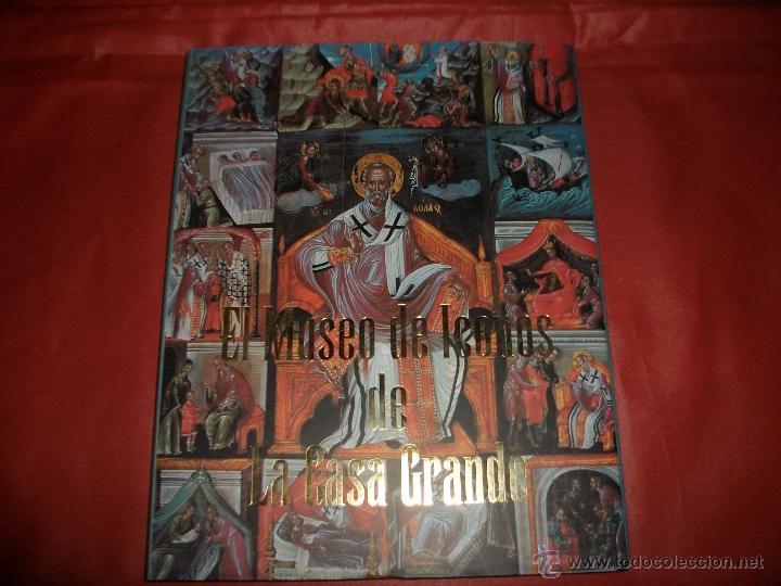 El museo de iconos rusos de la casa grande torr comprar libros de pintura en todocoleccion - Libreria torrejon de ardoz ...