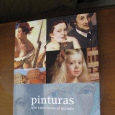 Libros de segunda mano: PINTURAS QUE CAMBIARON EL MUNDO. - 2006 - KLAUS REICHOLD - BERNHARD GRAF. Lote 45864630