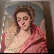 Libros de segunda mano: LA PINTURA ESPAÑOLA VOLUMEN 1 ( DE LOS FRESCOS ROMÁNICOS AL GRECO ) - GRAN FORMATO. Lote 45870362