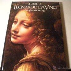 Libros de segunda mano: EL ARTE DE LEONARDO DA VINCI. Lote 45912701