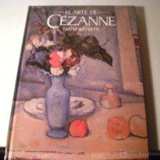 Libros de segunda mano: EL ARTE DE CEZANNE. Lote 45912747