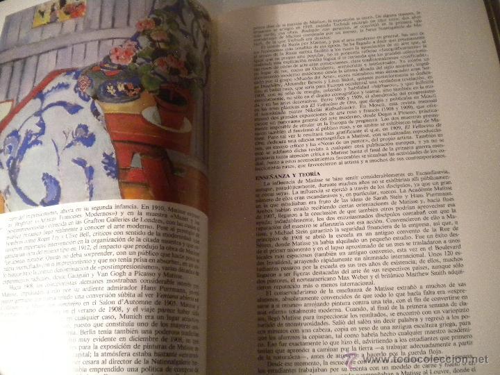 Libros de segunda mano: El arte de Matisse - Foto 4 - 45912875