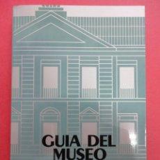 Libros de segunda mano: GUÍA DEL MUSEO THYSSEN BORNEMISZA.. Lote 46063183