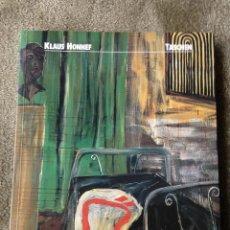 Libros de segunda mano: ARTE CONTEMPORANEO. KLAUS HONNEF. TASCHEN. !991. COLONIA. Lote 46123674