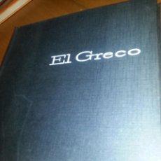 Libros de segunda mano: EL GRECO 1541-1614. Lote 46167219