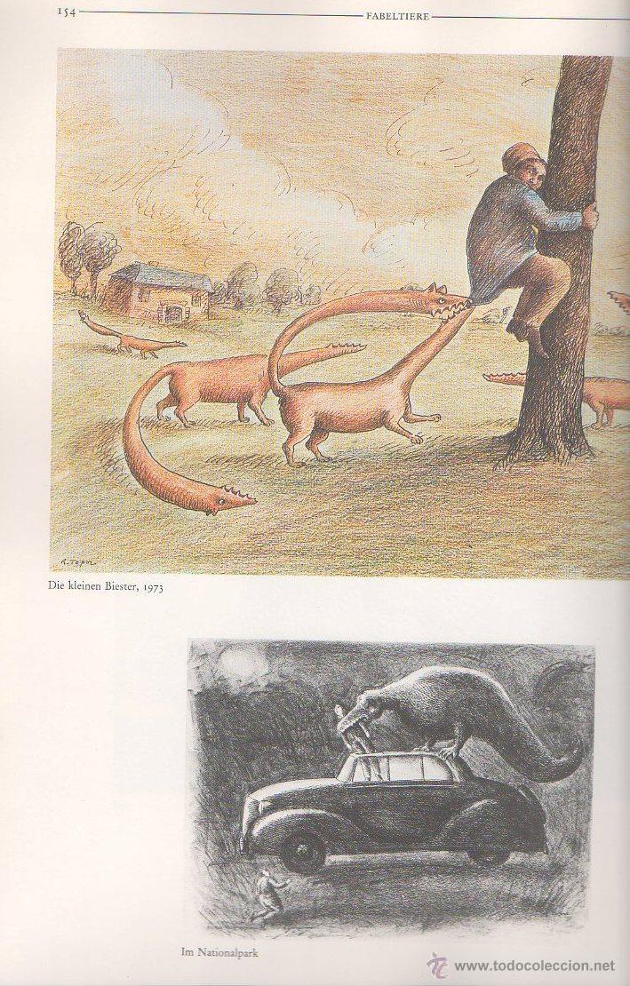 Libros de segunda mano: TOPOR TOD UND TEUFEL. Diogenes, 1ª edición, 1985 [ALEMÁN] - Foto 5 - 46191178