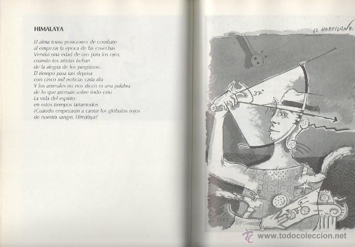 Libros de segunda mano: Quiero ser miércoles. El Hortelano. Arnao ediciones, 1ª ed., 1986. Dedicatoria autógrafa - Foto 3 - 46205303