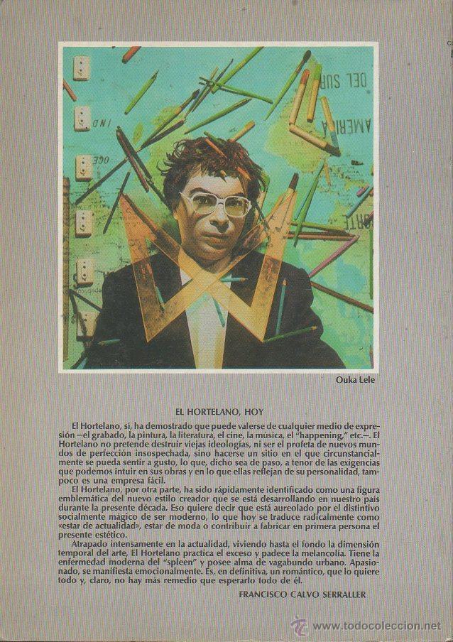 Libros de segunda mano: Quiero ser miércoles. El Hortelano. Arnao ediciones, 1ª ed., 1986. Dedicatoria autógrafa - Foto 5 - 46205303