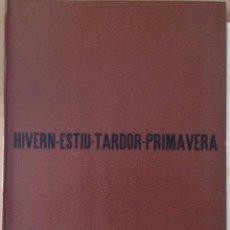 Libros de segunda mano: LA SINIA DEL TEMPS A OLOT DOMENEC MOLÍ , ILUSTRACIONES RAMON PUJOL.. Lote 46437973
