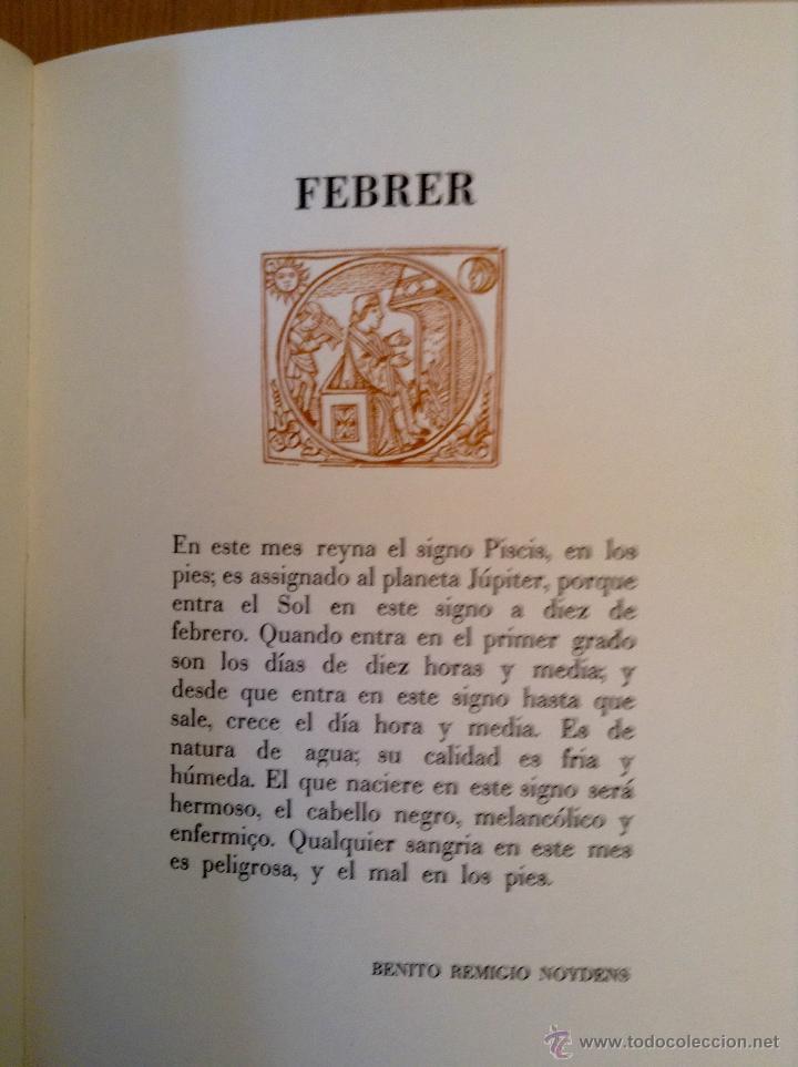Libros de segunda mano: LA SINIA DEL TEMPS A OLOT Domenec Molí , Ilustraciones Ramon Pujol. - Foto 6 - 46437973