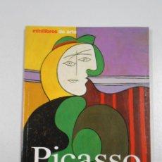 Libros de segunda mano - MINILIBROS DE ARTE: PABLO PICASSO VIDA Y OBRA. ELKE LINDA BUCHHOLZ Y BEATE ZIMMERMANN. TDK212 - 46530715