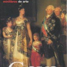 Libros de segunda mano: GOYA. VIDA Y OBRA. ELKE LINDA BUCHHOLZ. KÖNEMANN, 1ª EDICIÓN, 2000. Lote 46553108