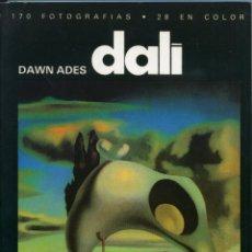 Libros de segunda mano: DALÍ [DAWN ADES][170 FOTOGRAFÍAS; 28 EN COLOR][EDITORIAL FOLIO]. Lote 46597576