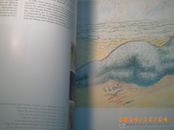 Libros de segunda mano: EL FONT DART LA UNIVERSITAT ROVIRA I VIRGILI-TARRAGONA-PUBLICACIONS URV-DESEMBRE 2008-QUINZE ANIV. - Foto 7 - 46623516