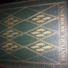 Libros de segunda mano: PINTURA MODERNA - GALERIAS DE EUROPA - SESENTA REPRODUCCIONES EN COLOR - EDITORIAL LABOR -. Lote 47085403