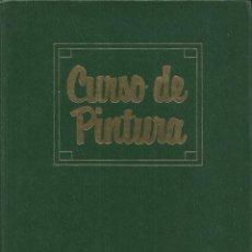 Libros de segunda mano: CARLOS GÓMEZ (COORD.). CURSO DE PINTURA. VOLUMEN III. RM67726. . Lote 47089285
