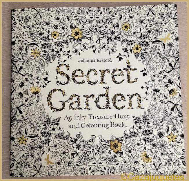Eureka El Jardín Secreto Secret Garden Li Buy Books Of Painting At Todocoleccion 47138164