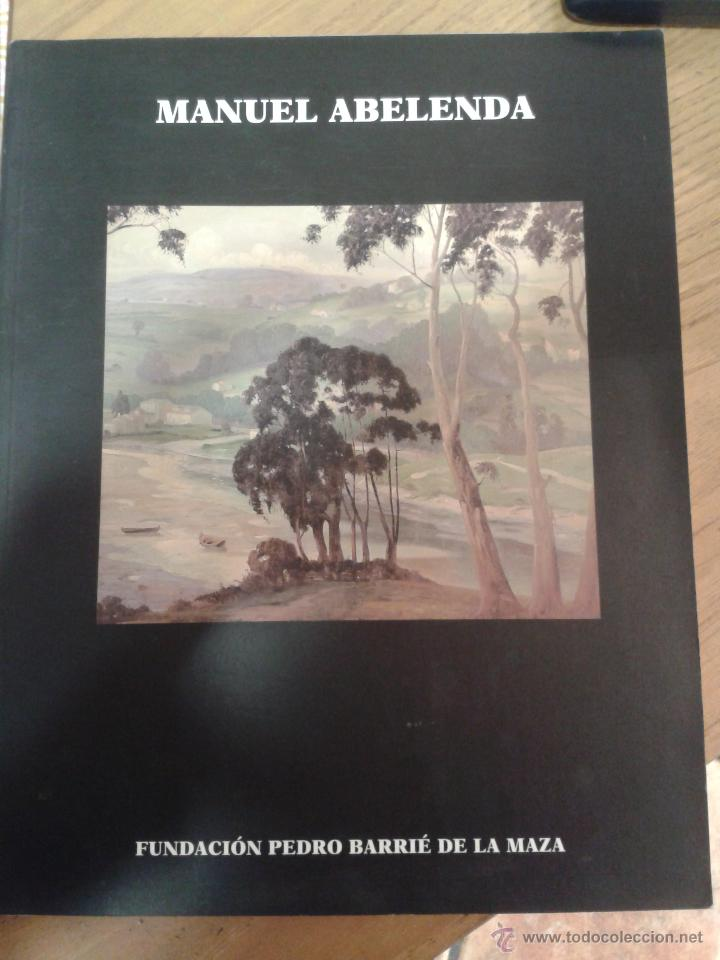 manuel abelenda fundacion pedro barrie de la maza 44 paginas segunda mano