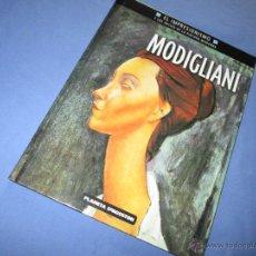 Libros de segunda mano: Aº LIBRO-PINTURA-MODIGLIANI-EL IMPRESIONISMO-1998-GIORGIO CORTENOVA-60 PÁGINAS-NUEVO-VER FOTOS.. Lote 47250461
