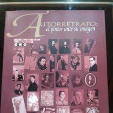 Libros de segunda mano: AUTORRETRATO EL PINTOR ANTE SU IMAGEN FUNDACION CAIXA GALICIA 104 PAG 1997 ARTE GALLEGO LEE LISTA***. Lote 216548577