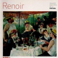 Libros de segunda mano: RENOIR - GRANDES MAESTROS DE LA PINTURA. EDITORIAL SOL 90, 2008. Lote 47614753