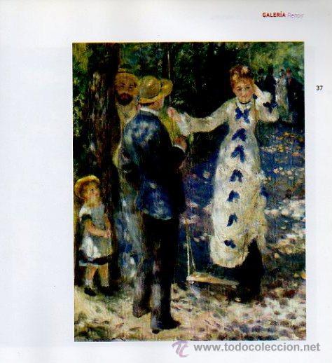 Libros de segunda mano: RENOIR - GRANDES MAESTROS DE LA PINTURA. EDITORIAL SOL 90, 2008 - Foto 3 - 47614753