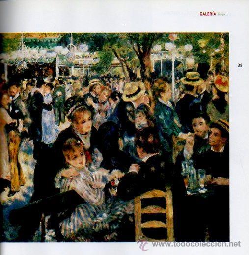Libros de segunda mano: RENOIR - GRANDES MAESTROS DE LA PINTURA. EDITORIAL SOL 90, 2008 - Foto 4 - 47614753