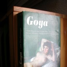 Libros de segunda mano: GOYA. NOVELA DE LION FEUCHWANGER.EDAF. Lote 47715552