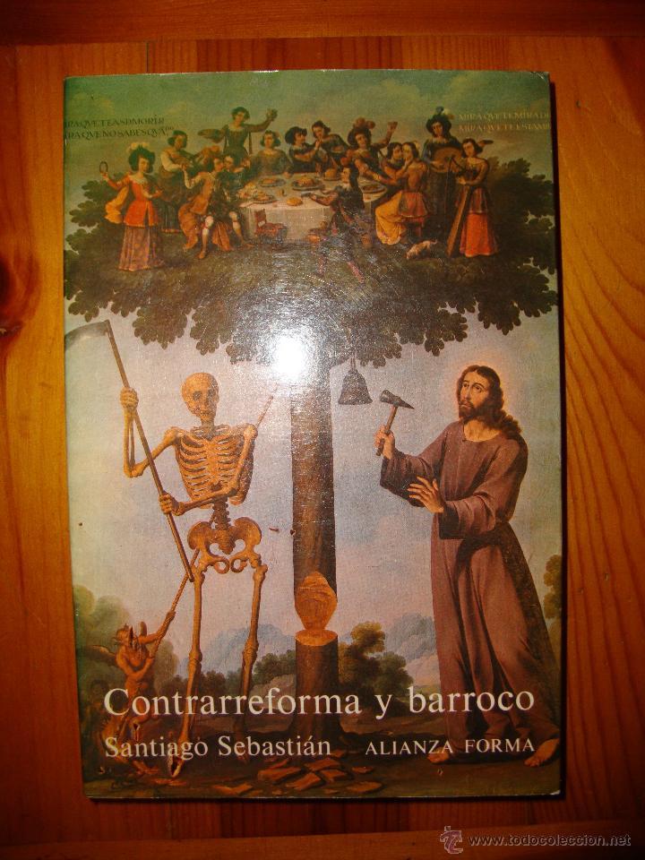 Contrarreforma y barroco santiago sebasti n comprar libros de pintura en todocoleccion - Libreria segunda mano online ...