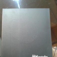 Libros de segunda mano: FELIX FERNANDEZ MUSEO PROVINCIAL DE LUGO 2006-148 PAGINAS. Lote 47931865