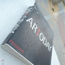 Libros de segunda mano: LIBRO ART TODAY 1999 INGLES ED. PHAIDON ART-2. Lote 47967931