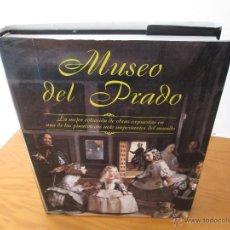 Libros de segunda mano: MUSEO DEL PRADO. Mª PAZ OCIO ZAPATA. E.D. EDIMAT. PINTURA ESPAÑOLA Y PINTURA EXTRANJERA.. Lote 48210496