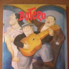 Libros de segunda mano: BOTERO. SUSAETA, 1990. 46 PP. TAPA DURA. MUY ILUSTRADO. 25 X 30 CM.. Lote 48214892