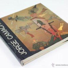 Libros de segunda mano: JORGE CAMACHO, GALER´ÍA JOAN PRATS, 1979. 21X21CM.. Lote 48310660
