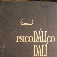 Libros de segunda mano: (368) PSICODALICO DALI. Lote 31670941