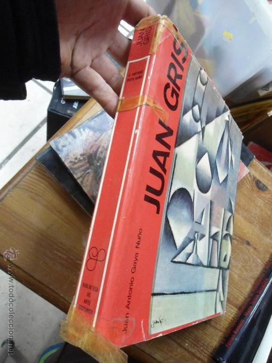 Libros de segunda mano: Libro Juan Gris J. ANtonio Gaya ART-215 - Foto 2 - 48432334