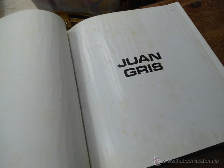 Libros de segunda mano: Libro Juan Gris J. ANtonio Gaya ART-215 - Foto 3 - 48432334