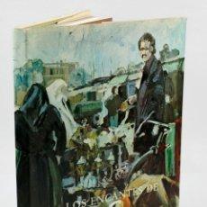 Libros de segunda mano: LOS ENCANTES DE VIVES FIERRO, J.M. CADENA. 1974 ED. NUMERADO 22X31 CM. Lote 48608045